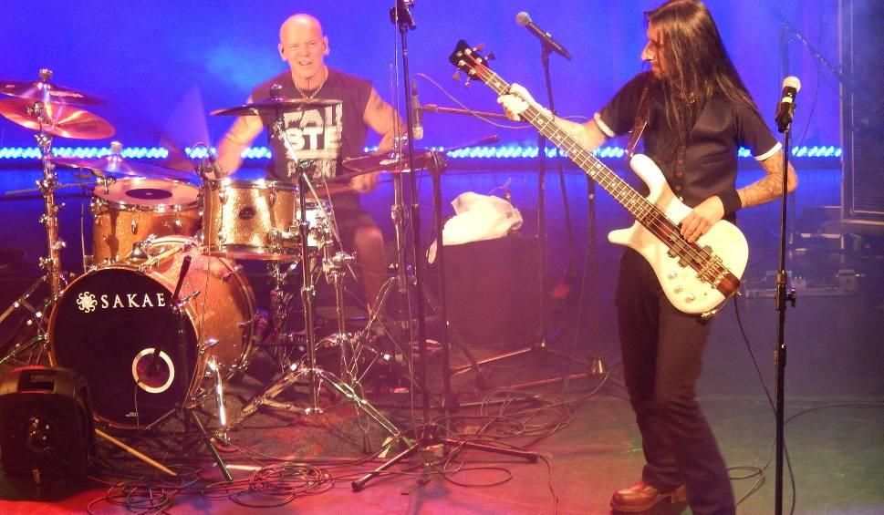Film do artykułu: Muzycy Uriah Heep prowadzili warsztaty w Brzegu. Co dalej w programie Drum Fest? [wideo, zdjęcia]