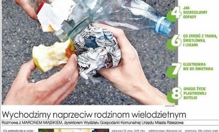 Jak segregować śmieci w domu? Dodatek specjalny