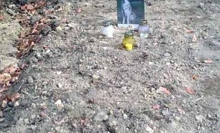 Nietypowy grób w parku Kownasa. ZUK go usunie