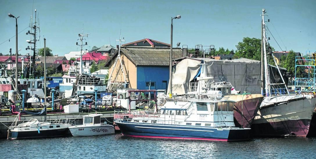 Ubiegły rok dla darłowskiego portu był rekordowy pod względem przeładunku. Przez port w Darłowie wyeksportowano ponad 100 tys. ton drewna pochodzącego
