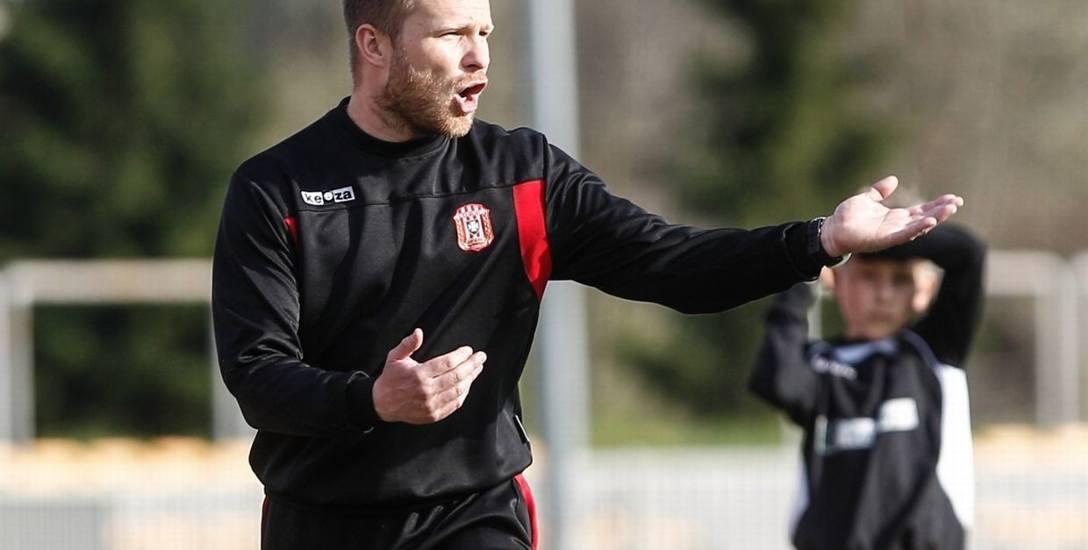 Szymon Szydełko planuje uzupełnić trenerskie wykształcenie