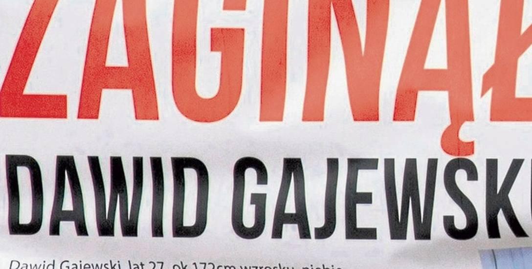 Ponad półtora roku temu plakaty z informacją o zaginięciu przedsiębiorcy były rozwieszone w całym BIałymstoku
