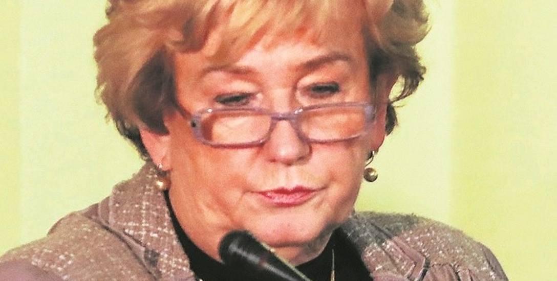 Bożena Jawor nie chce komentować decyzji radnych PO, którzy złożyli wniosek o jej odwołanie z funkcji przewodniczącej rady