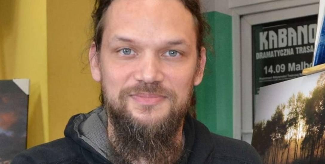 Łukasz Radecki należy do czołówki pisarzy grozy w Polsce