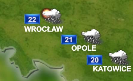 Prognoza pogody na 19 sierpnia