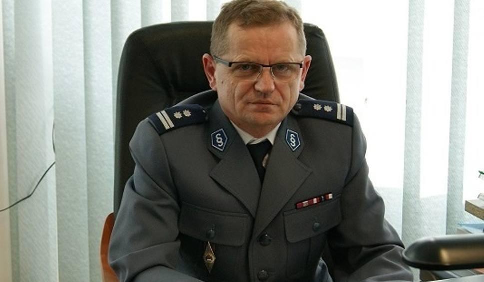 Film do artykułu: Komendant białogardzkiej policji Jerzy Kitowski pożegnał się z pracą