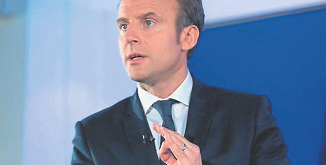 - Macron proponuje nową wizję integracji. Silniej ukierunkowaną na wspólnotę wartości - mówi dr Patryk Wawrzyński, politolog.