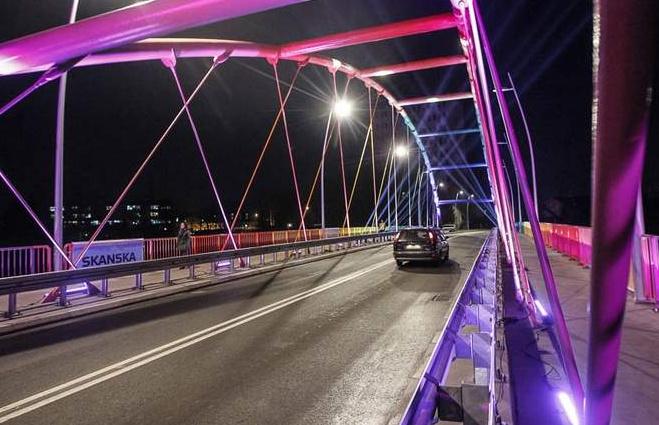 Tęczowy Most. Jak wam się podoba?