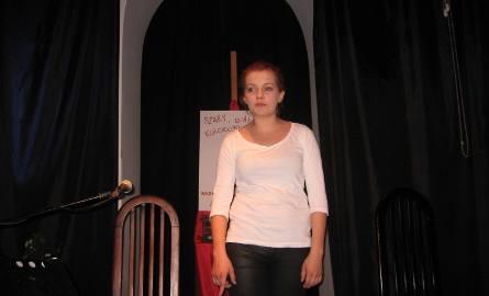 Wiersze recytowała Karolina Skrzek.