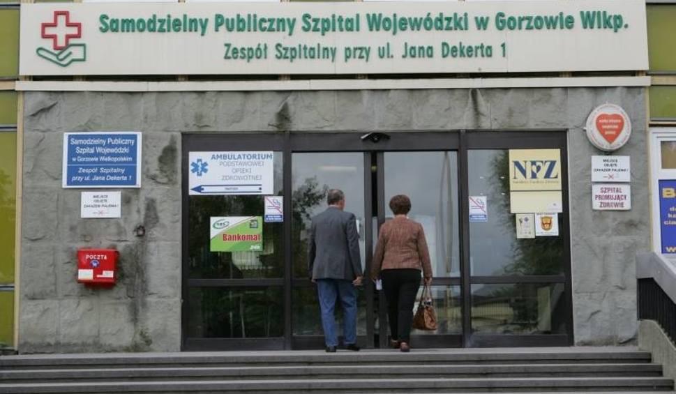 Film do artykułu: Zbiorowe zatrucie w szpitalu w Gorzowie? Sanepid bada sprawę [WIDEO]
