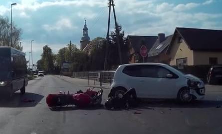 Wypadek w Dobrzykowicach, 02.05.2016