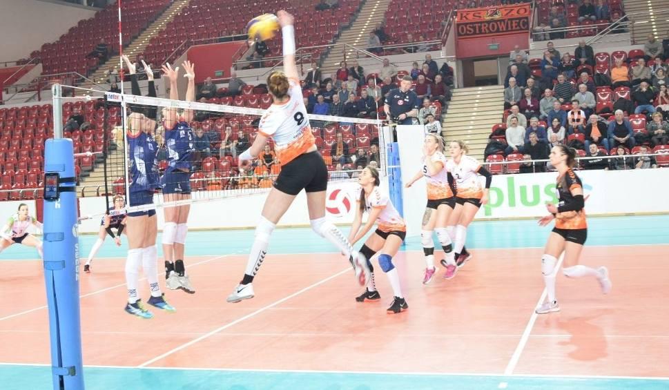 Film do artykułu: Siatkarki KSZO Ostrowiec wywalczyły jeden punkt w meczu z Pałacem Bydgoszcz