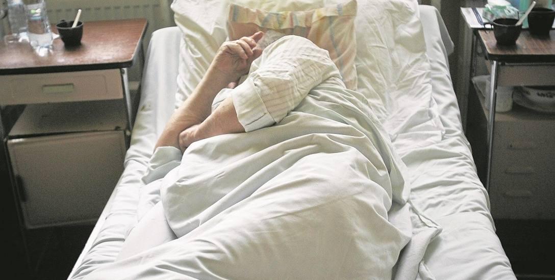 Pani Zofia zgłosiła się na operację w stanie ogólnym dobrym, a opuściła szpital miejski jako kaleka