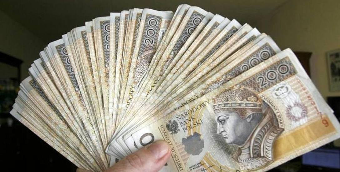 W powiecie mogileńskim jest grupa bogaczy, większość jednak czeka na wyższe płace