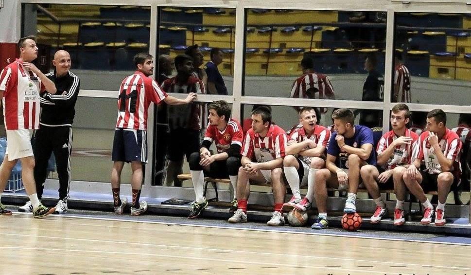 Film do artykułu: 1 liga futsalu. Gredar Brzeg rozgromiony