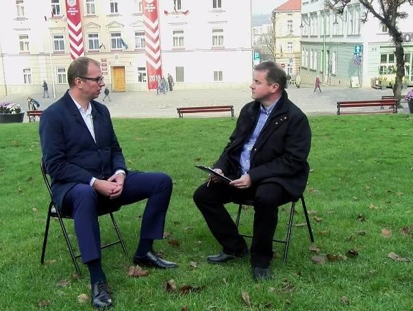 Mieszkańcy Przemyśla mogą się spodziewać wielu zmian. Rozmowa z Wojciechem Bakunem, prezydentem-elektem miasta Przemyśla [WIDEO]