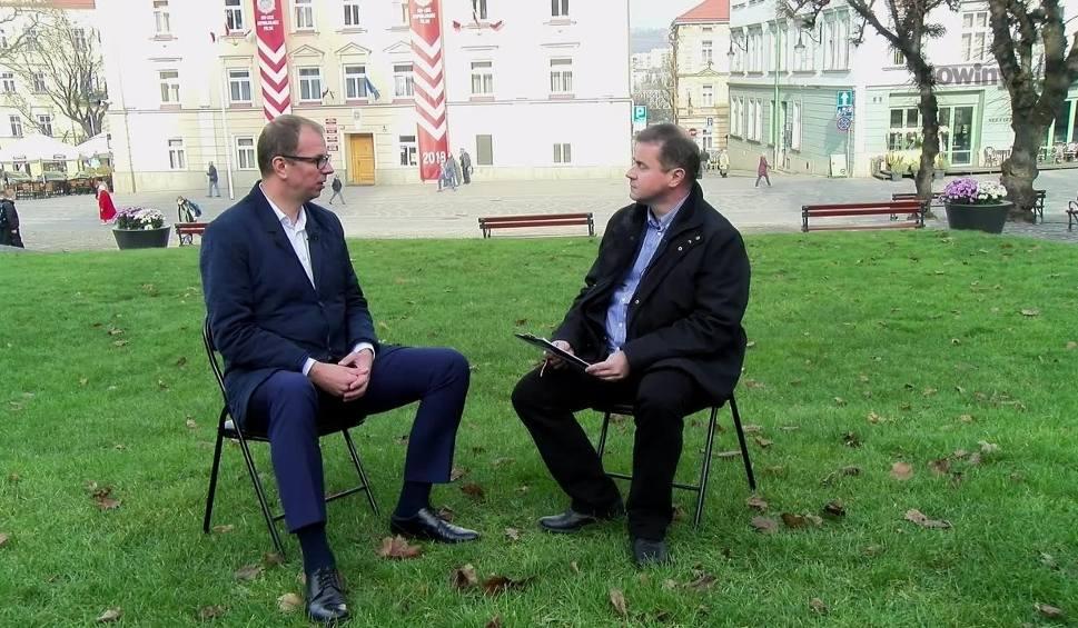 Film do artykułu: Mieszkańcy Przemyśla mogą się spodziewać wielu zmian. Rozmowa z Wojciechem Bakunem, prezydentem-elektem miasta Przemyśla [WIDEO]