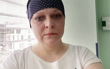 Ostrołęka. Pomoc dla Bogusi Wilkowskiej, chorej na białaczkę. Są pieniądze na leczenie!
