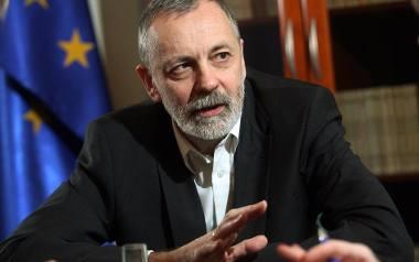 Rafał Grupiński, lider wielkopolskich struktur PO