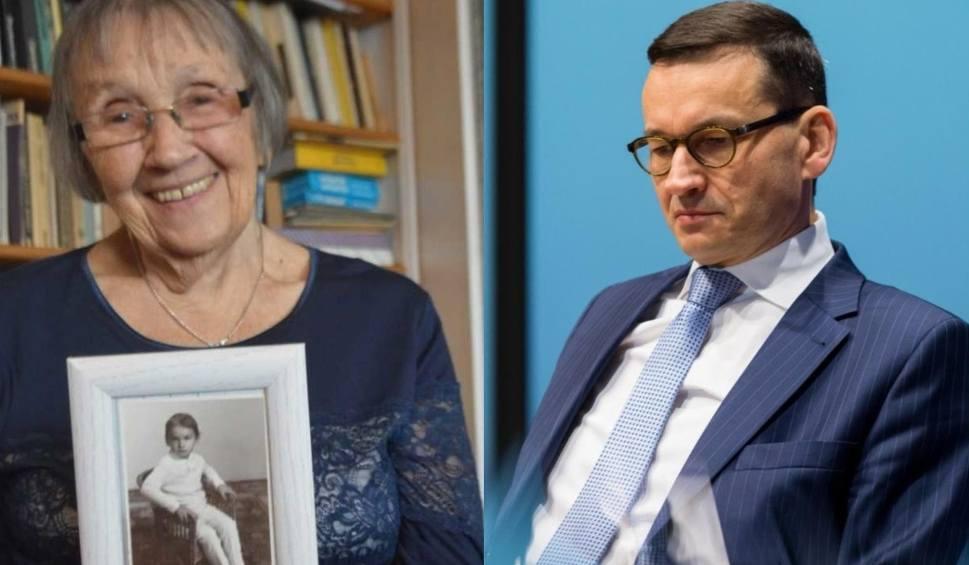 Film do artykułu: Jak Mati został premierem. Mama Morawieckiego mówi nam o synu