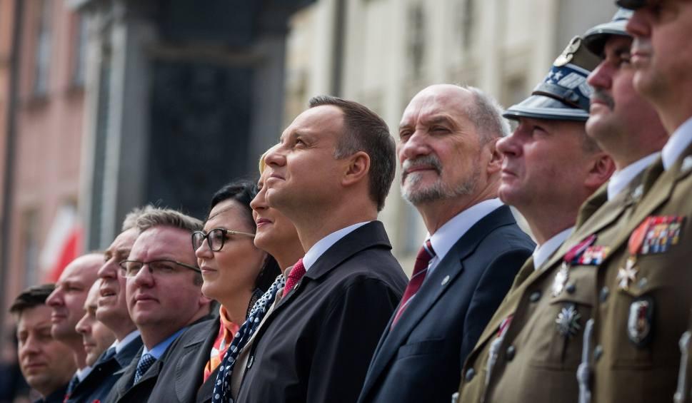 Film do artykułu: Prezydent: Nie będzie nowych nominacji generalskich w święto Wojska Polskiego