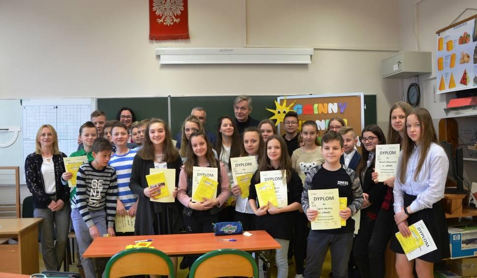 Film do artykułu: Matematyczny konkurs w Miedzianej Górze, najlepsi dostaną miejsce w liceum