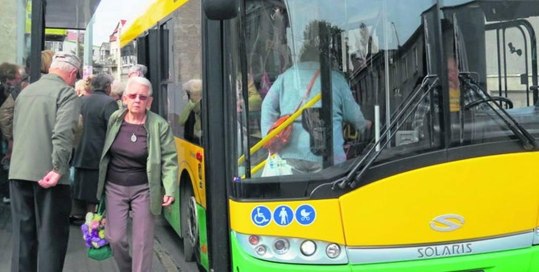 Od września 2015 roku po ulicach miasta jeździ niskopodło-gowy Solaris Urbino 10. Podróżujący czekają na kolejne.
