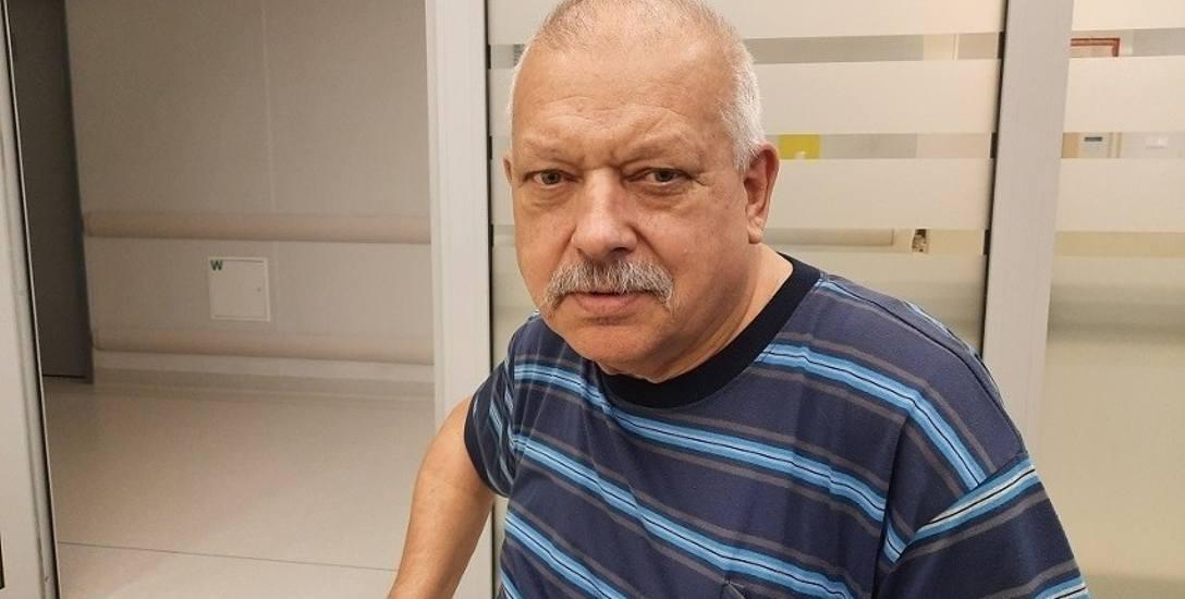 Janusz Radel z Dobrzyniewa Dużego