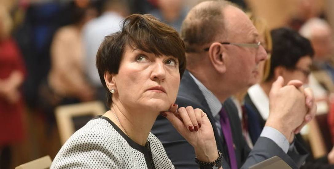 Elżbieta Anna Polak, marszałek województwa lubuskiego