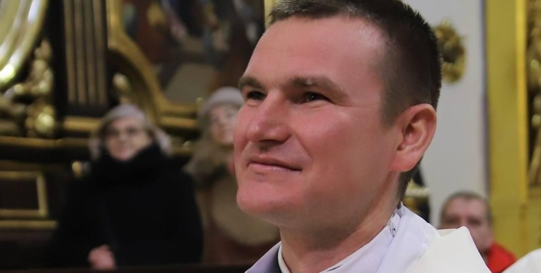 Ksiądz Andrzej Tarasiuk. Przyszły biskup?