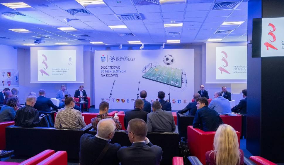 Film do artykułu: PKO Bank Polski uruchamia program partnerski dla klubów Ekstraklasy