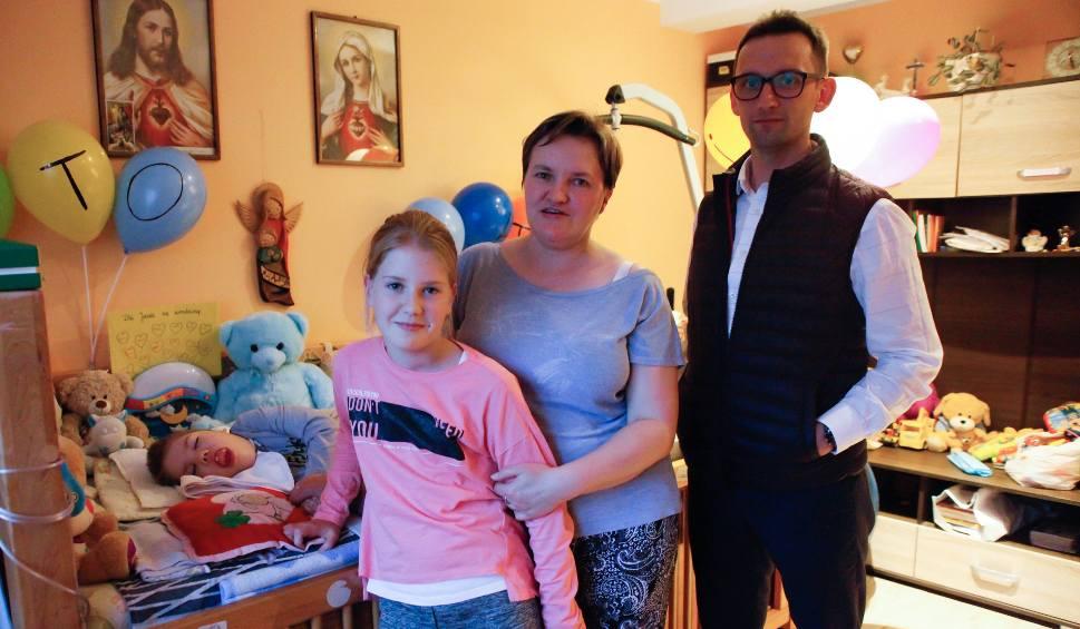 Film do artykułu: Spełniło się marzenie rodziny Wojnarów. W końcu zamieszkali pod własnych dachem