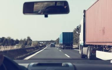 Duże kłopoty firm transportowych