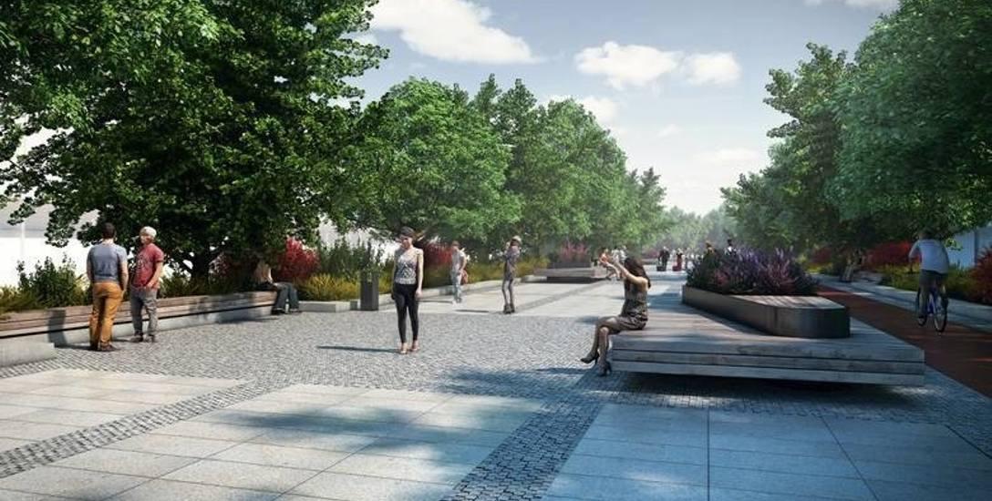 Władze miasta planują modernizację placu, który niedługo będzie nosił imię zmarłego w styczniu prezydenta Gdańska, Pawła Adamowicza