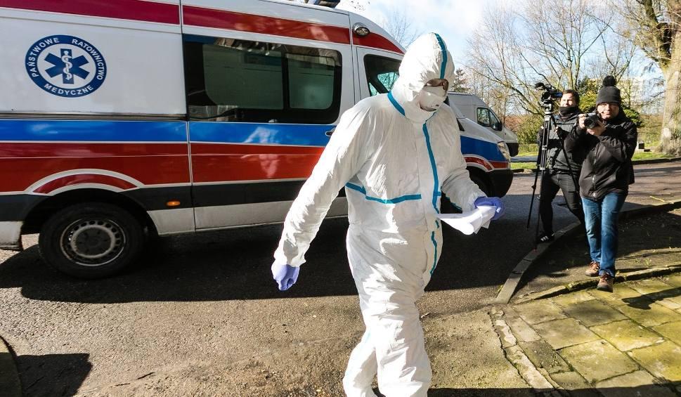 Film do artykułu: Koronawirus w Szczecinie i Stargardzie: Pięć przypadków w regionie. Dwa nowe zakażenia potwierdzono w piątek