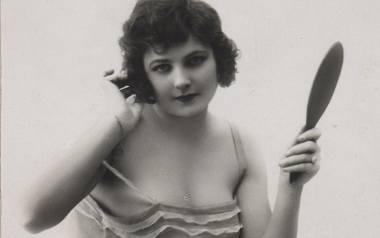 Sztuka kobiecego portretu na archiwalnych zdjęciach