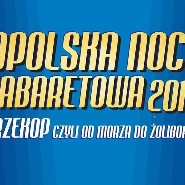 Bilety na na Opolską Noc Kabaretową