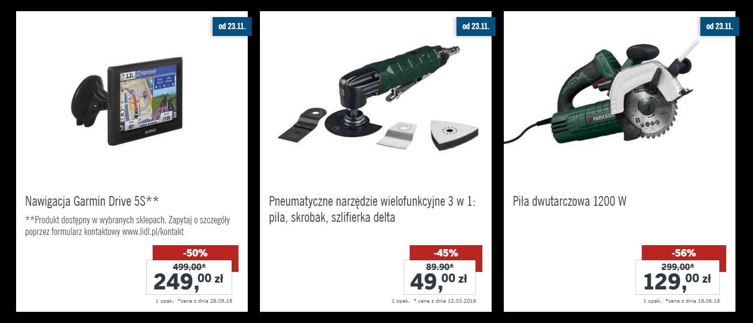 31017d9e3715e2 Black Friday 2018 LIDL: GAZETKA na Czarny Piątek. Kosmetyki, AGD i ...
