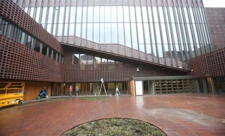 Katowice: tak wygląda nowa siedziba Wydziału Radia i Telewizji UŚ