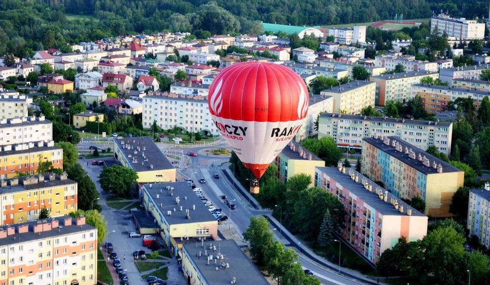 Film do artykułu: Ekipy z całej Polski na Zawodach Balonowych w Stalowej Woli