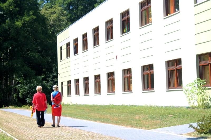 Część pacjentów tęskni za zamkowymi murami, bo nie było tam szpitalnej atmosfery.