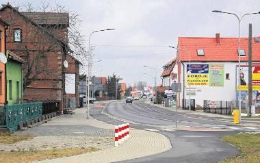Ulica Kozielska, główna ulica Kędzierzyna-Koźla.