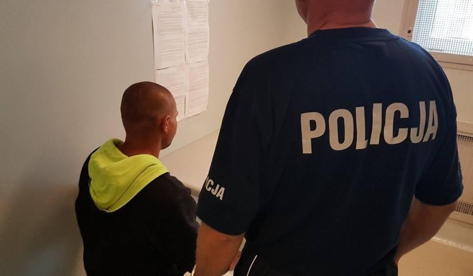 Film do artykułu: Policjantka z Lublińca zatrzymała pijanego kierowcę, który spowodował wypadek i uciekł