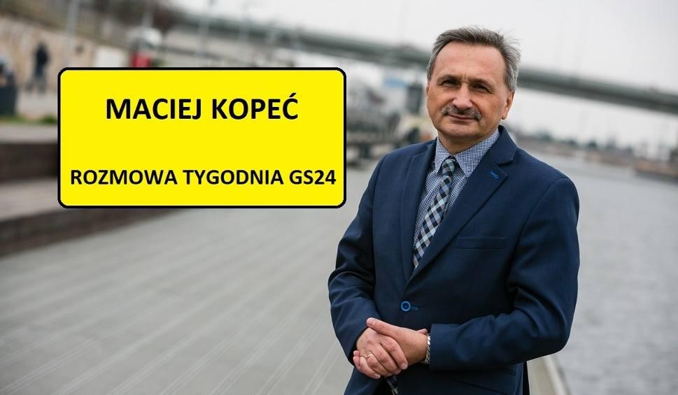 Film do artykułu: Maciej Kopeć w Rozmowie Tygodnia: Egzaminy w szkołach się odbędą