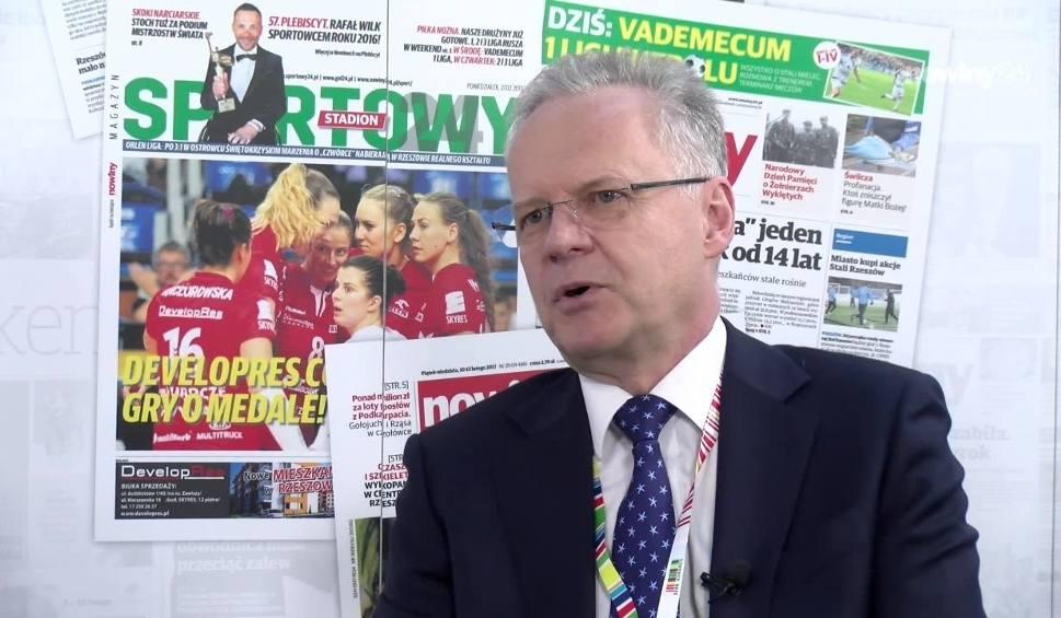 Film do artykułu: Prezes Asseco Poland o inwestycjach na Podkarpaciu [NOWINY24 TV]