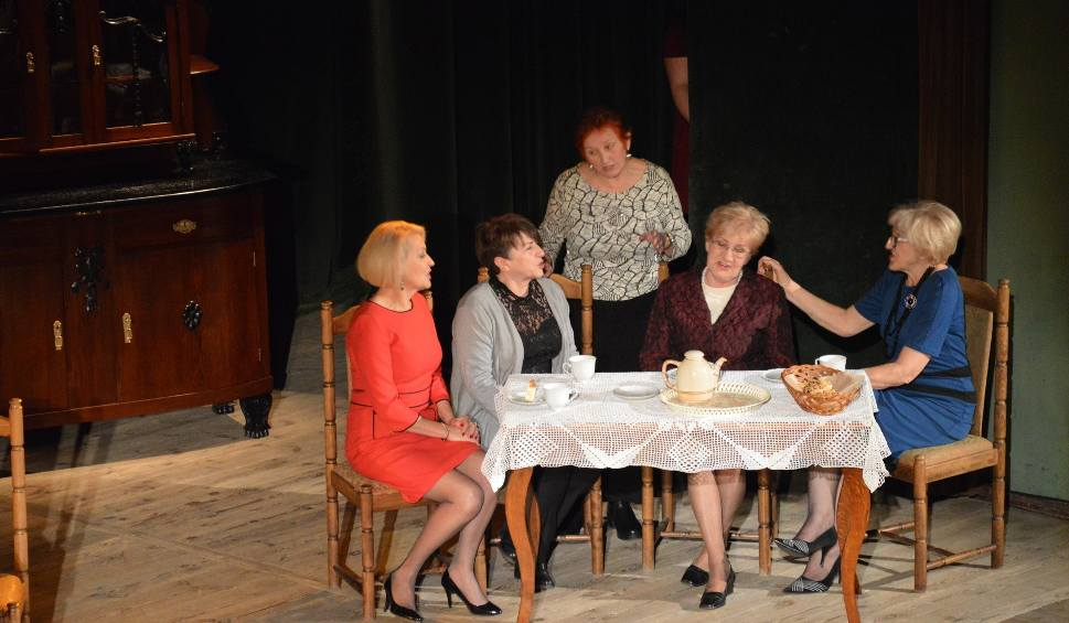 Film do artykułu: Wspomnienie z Wigilii w Stalowej Woli na scenie