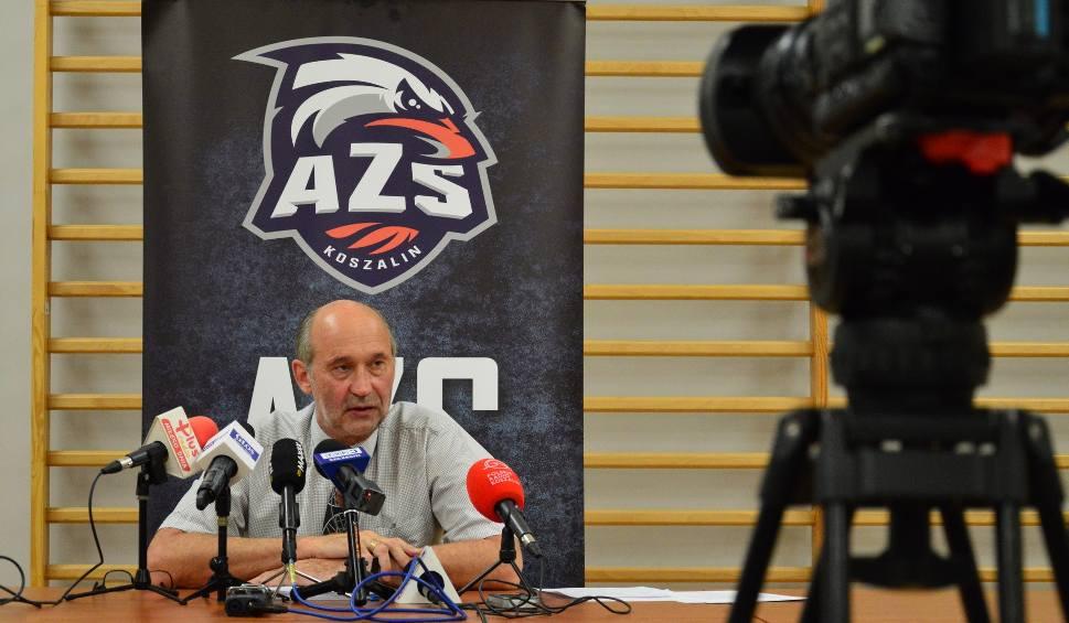 Film do artykułu: Prezes Leszek Doliński podsumowuje kadencję w AZS Koszalin: to była misja samobójcza [wideo]