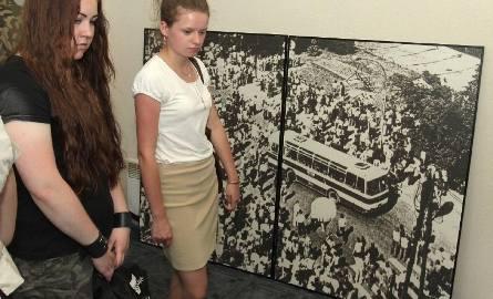 W nowej siedzibie można oglądać wystawę o Czerwcu 76
