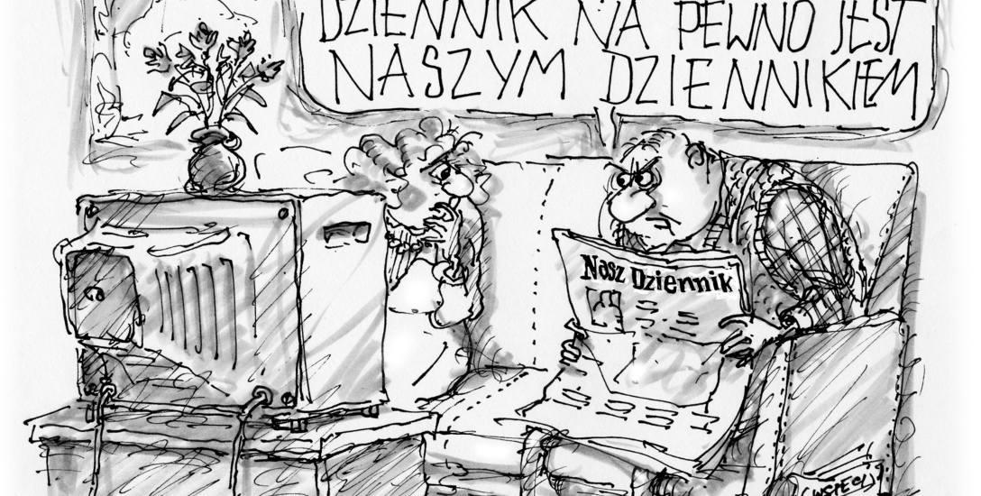 """Minister mówi, co wolno sędziom czytać. Zakazuje """"Wyborczej"""", """"Newsweeka"""" i """"Polityki"""""""