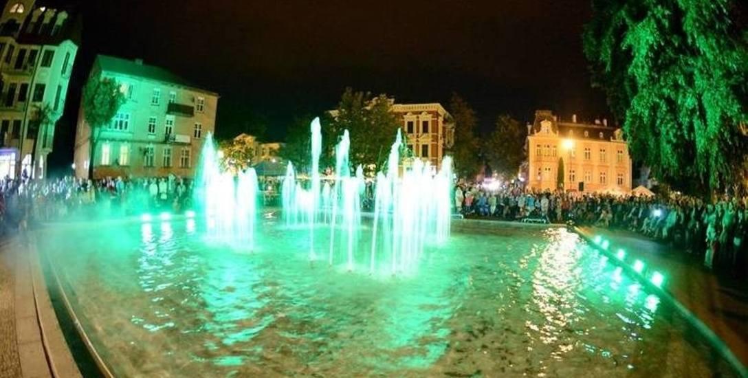 Zielonogórskie fontanny w zeszłym roku przez całą wiosnę i lato cieszyły oczy zielonogórzan i ich gości